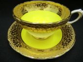 Sutherland China cabinet cup & saucer